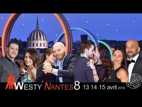 Westy Nantes 2018 Finale Strictly Open Sven Allegaert & Charlotte Mennetrey