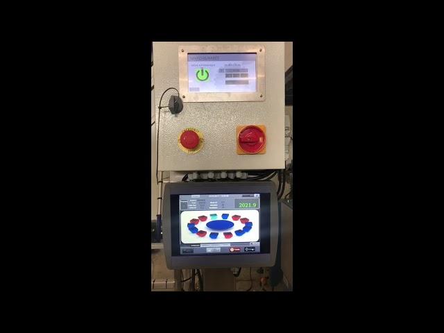 Pesos conseguidos con Pesadora PE14 Damarc | Maquinaria Prepacking