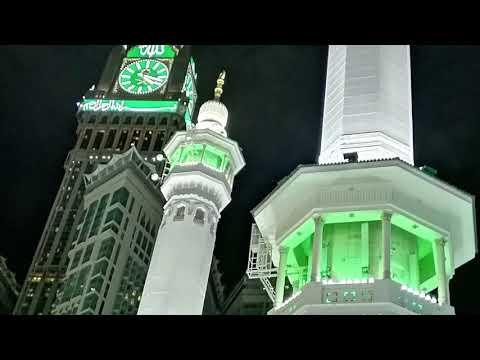 Mescidi Haram, #Kabe #Mekke. Kabede #kamet Nasıl Getiriliyor #Makkah #iqamah #Sheikhalimullah Makamı