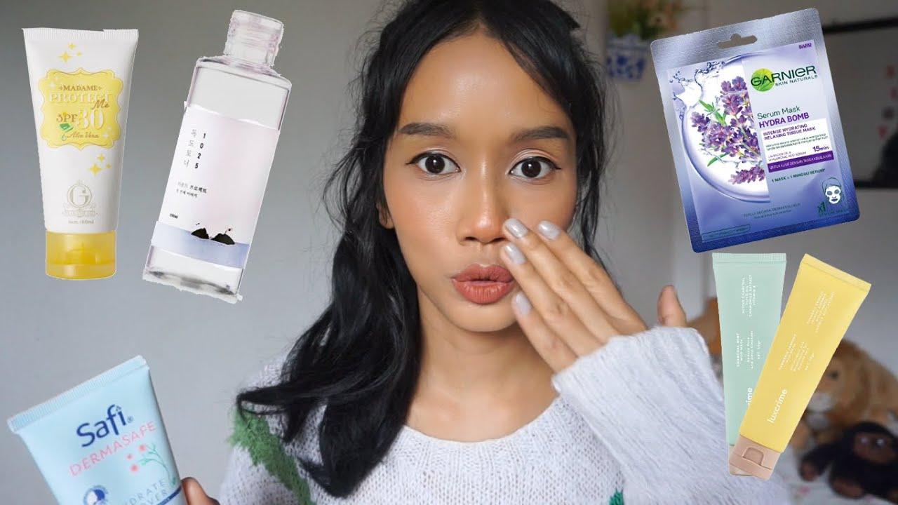 Review Skincare Yang Aku Pakai Bulan Ini (semacam best & worst lah) Juni/Juli 2020