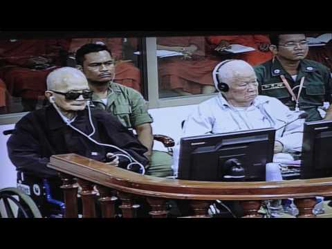 DAP NEWS|Khmer news|24 11 206|អ.វ.ត.កសម្រេចដាក់ពន្ធនាគារនួន ជា និង ខៀវ សំផន អស់មួយជីវិត