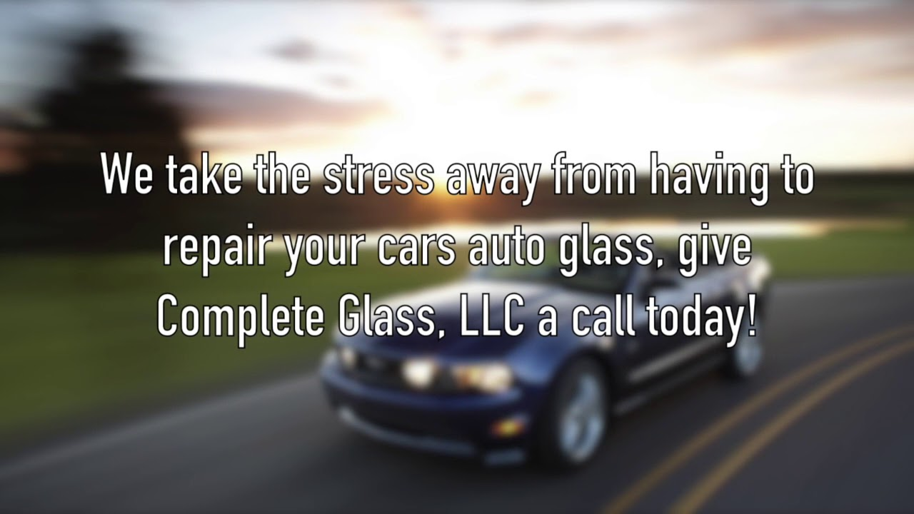 complete glass llc auto glass repair chandler az. Resume Example. Resume CV Cover Letter