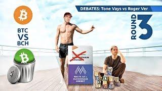 Malta Debate w/ Roger Ver - Where Did It Go Wrong?