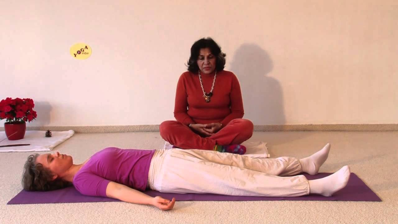 Yoga Nidra Practice Youtube