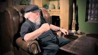 George R. R. Martin discusses A FEAST FOR CROWS
