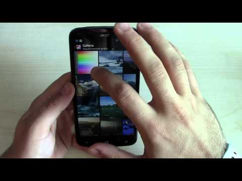Acer Liquid S2 videoreview da TechZilla.it