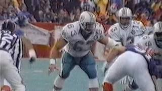 1990 Wk 16 Miami at Buffalo Highlights