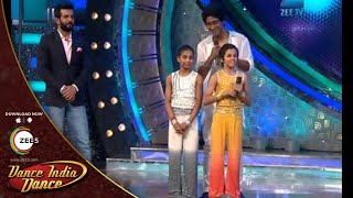 DID L'il Masters Season 3 - Episode 7 - March 22, 2014 - Arunditha & Devashish - Performance