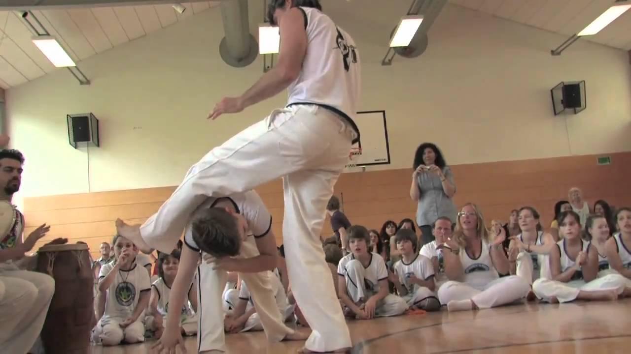 Capoeira Gürtel