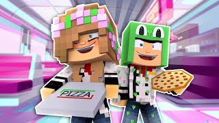OPENING A RESTAURANT IN OUR HOUSE! Minecraft Home Alone | Little Ke...