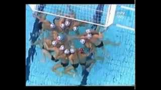 Athén 2004 - döntő HUN-SRB vízilabda döntő