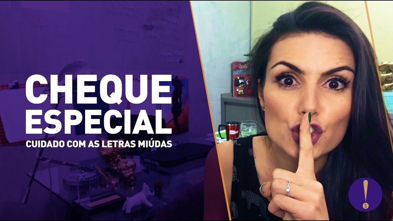 Pegadinha do Cheque Especial!| ISSO NINGUÉM TE CONTA!
