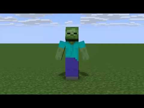 #4 Cover Despacito Minecraft Zombie