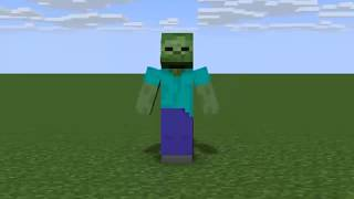 #4 Cover Despacito Minecraft Zombie Video