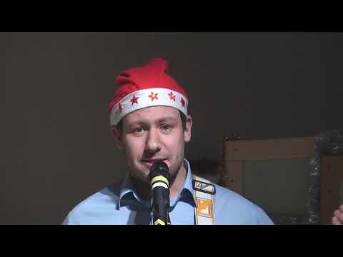 Новогодний музыкальный концерт сотрудников НМИЦ нейрохирургии им. Н.Н. Бурденко