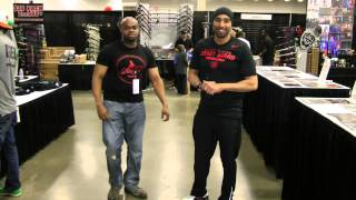 GOOL-JIT ZU - DEFENSIVE MOVES AGAINST ZOMBIE ATTACKS - WSC DALLAS -MARCH 14-15 2015 - Pt 2 of 6.