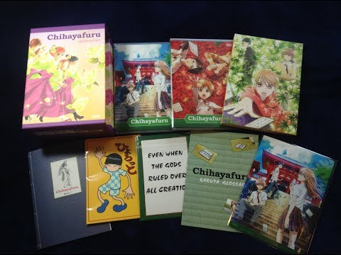 Anime Unboxing -  CHIHAYAFURU Limited Edition