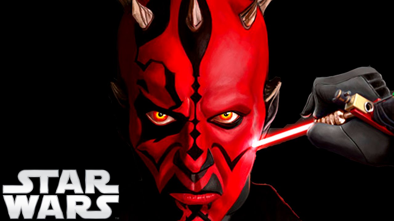 how did darth maul get his tattoos star wars explained youtube