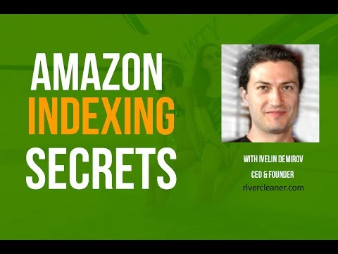 Amazon Keyword Phrase Indexing