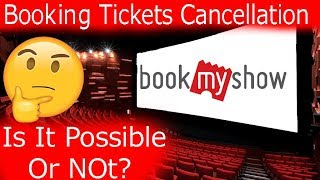 How To Cancel Movie Tickets In Bookmyshow   Is It Possible Or Not?   What's The Cancellation Policy?