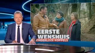 Eerste kinderwenshuis officieel ingehuldigd in Molenstede VTM-nieuws