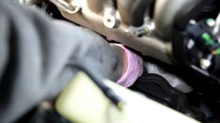 2003-2007 Honda Accord Thermostat remove and install
