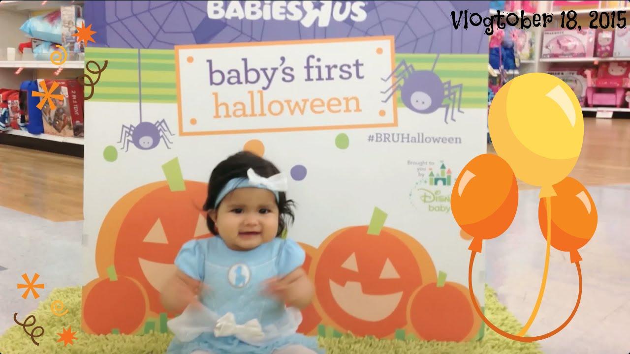 babies r us halloween event vlogtober 18 2015 - Halloween Toys R Us