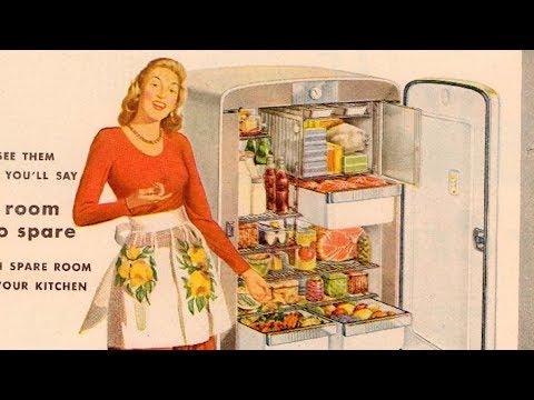 Evolution Of Refrigerators | The Henry Ford's Innovation Nation