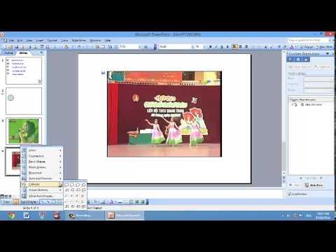 Học PowerPoint 2003 từ cơ bản đến nâng cao