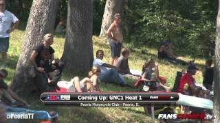 2015 Peoria TT – Heat Races – AMA Pro Flat Track
