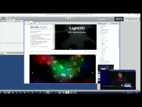 TG15 - Lecture - Unity and game development