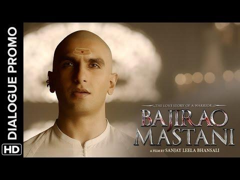 Young Peshwa lives by the sword | Bajirao Mastani | Dialogue Promo