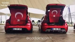 Bagajda Türk Bayrağı Akımı karışık alıntıdır
