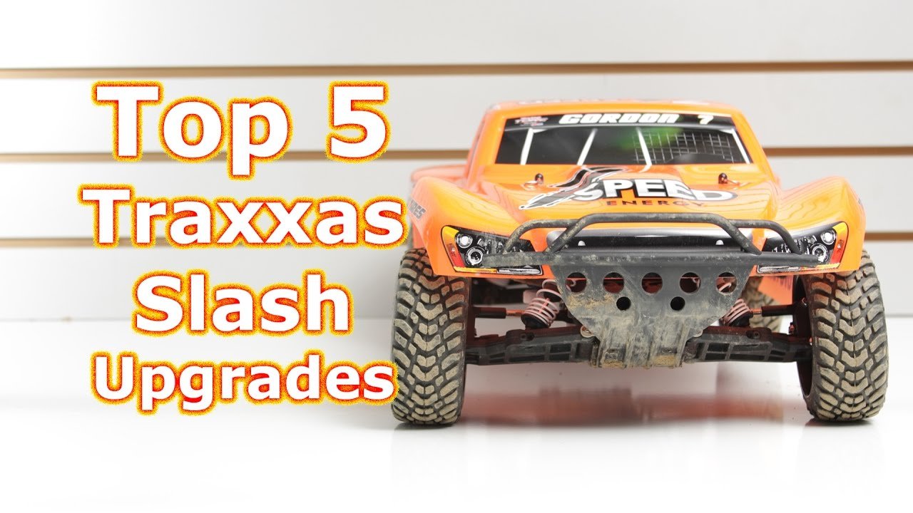 Top 5 Traxxas Slash First Upgrades What They Are And Why You Need Stampede Vxl Parts Diagram 4x4 Exploded View Them