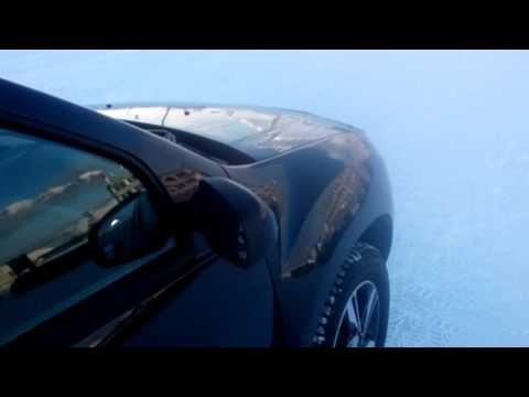 Рено дастер 2016. Мороз -40
