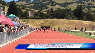 Highlights from the 2017 MCAL track and field championships #MarinTrack