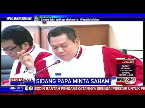 JK: Kasus Papa Minta Saham Bentuk Nyata Keserakahan