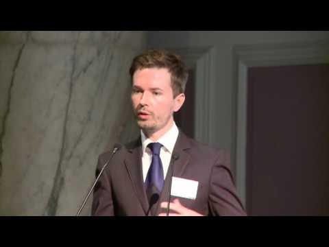 Keynote speech by Graeme Logan