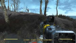 Fallout 4 Spectacle Island Mercer safe house quest