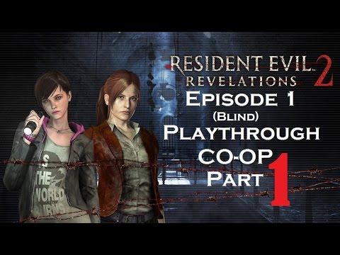 resident evil revelations 1 ps4 split screen