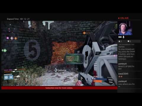 phillip20 Live Destiny Rise Of Iron Raid Team