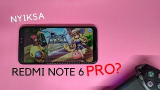Gaming Test - Pro Beneran Apa Pro Bohongan? [Redmi Note 6 Pro]