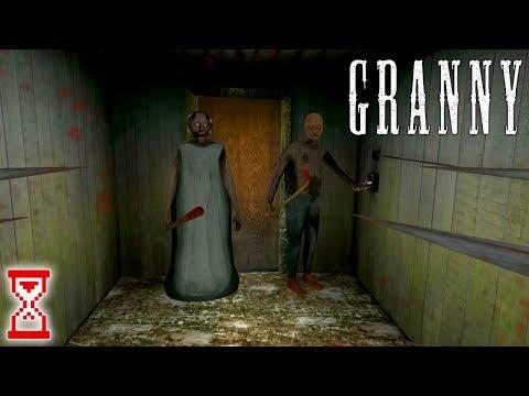 Новые концовки игры | Granny 2