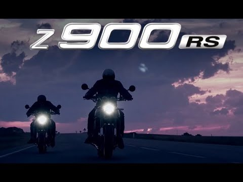 2018 Kawasaki Z900RS Teaser - Latest Automotive Production