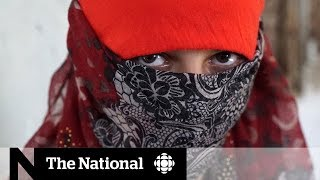 An ISIS bride and the eyes that witnessed Syria's suffering | Behind the Lens