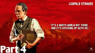 Red Dead Redemption 2 Gameplay Walkthrough Part 4 Lending Mission