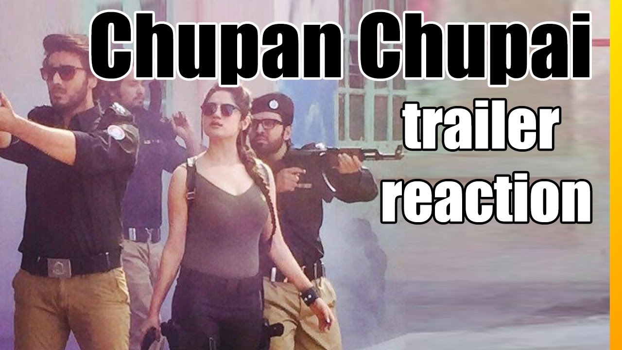 foto de Pakistani Reacts to CHUPAN CHUPAI New Pakistani Film