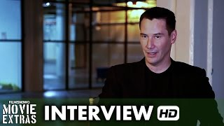 Exposed (2016) Behind the Scenes Movie Interview - Keanu Reeves is 'Detective Galban'
