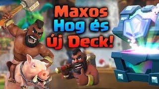Maxos Hog és Legendary Chest!