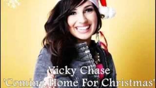 Vicky Chase - Coming Home For Christmas - Lyrics